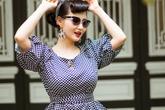 Ngọt ngào với phong cách mùa thu của Hoa hậu quý bà Sương Đặng