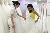 Việt Trinh giải đáp tin đồn thử váy cưới để kết hôn