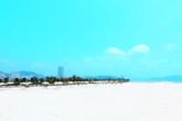 Quảng Ninh: Thêm một bãi tắm công cộng hấp dẫn du khách