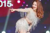 Bảo Anh sexy khó cưỡng trong đêm bán kết Hoa hậu Hoàn vũ Việt Nam