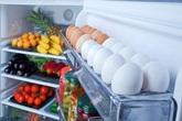 Nên đặt trứng nằm ngang hay dọc trong tủ lạnh?