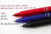 """Bút bi """"ma thuật"""" tái xuất trên thị trường"""