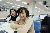 Ngày Tết bận rộn của những người làm chương trình Thời sự VTV