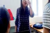 Cô giáo cung Bọ cạp có dấu hiệu của người bị stress