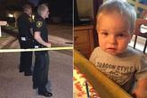 Bé 2 tuổi vô tình bắn chết mình bằng súng của bố