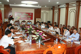 Thuận lợi hơn vì cán bộ dân số cấp xã là viên chức thuộc Trung tâm DS-KHHGĐ huyện
