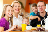 6 lợi ích bất ngờ của bữa sáng