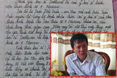 Bức thư cảm động gửi bác sĩ ở Nga của người em trai có anh thất lạc 30 năm
