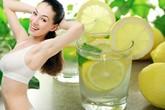 Uống nước chanh giảm cân: Những nguy hiểm khôn lường