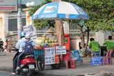 Sài Gòn: Sâm, cam vắt dưới 10.000 đồng đắt khách ngày nắng