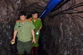 Sập lò than ở Hòa Bình: Do công nhân chọc phải túi nước