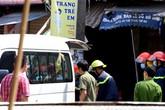 Chủ tiệm bánh mì thiệt mạng trong vụ cháy chợ Phùng Khoang