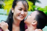 Nụ cười lạc quan của người phụ nữ 14 năm nhiễm HIV