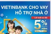 """Mở rộng chương trình """"VietinBank cho vay và hỗ trợ nhà ở"""""""