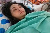 """Người vợ bị tai nạn nguy kịch: """"Chồng lái xe kéo lê tôi trên đường rồi bỏ chạy..."""""""