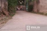 Con trai chém bố đẻ tử vong tại Hà Nội