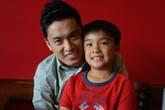 Con trai Lam Trường càng lớn càng đẹp trai giống bố