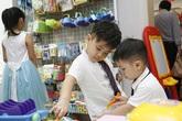 Cận cảnh nét đáng yêu của hai con trai MC Phan Anh