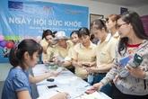 Đầu tư 1 USD chăm sóc SKSS nữ công nhân, thu lợi ích 12,9 USD