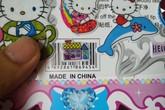 Miếng dán hoạt hình từ Trung Quốc gây ung thư và vô sinh: Kẻ bán, người mua đều không biết tác hại