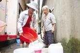 Hà Nội: Dân lo lắng trước cảnh báo mất nước sạch