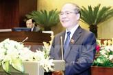 Khai mạc kỳ họp thứ 10 Quốc hội Khóa XIII: Lần đầu tiên bầu chức danh Tổng Thư ký Quốc hội