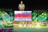 Khai mạc liên hoan Tiếng hát Làng Sen toàn quốc