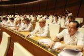 Nhiều dự án luật được lùi thời điểm trình Quốc hội
