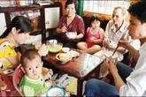 Hưởng ứng Ngày Gia đình Việt Nam (28/6/2015): Tiếp tục đề cao bữa cơm gia đình ấm áp yêu thương