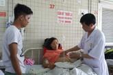 Chồng thai phụ kể lại giây phút sinh tử cứu vợ và con