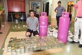 Vỏ bọc hoàn hảo của ông trùm tàng trữ gần 500 bánh heroin