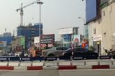 Phường Ô Chợ Dừa (Đống Đa, Hà Nội): Ô tô đỗ trái phép, chính quyền bó tay?