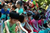 """Hà Nội: """"Nóng"""" cuộc đua vào trường mầm non công lập"""