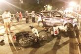 Tiếp vụ tai nạn trên cầu vượt Thái Hà - Chùa Bộc: Vợ tài xế khai gì với cơ quan điều tra?