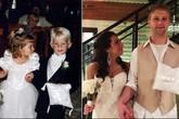 Làm phù dâu, phù rể rồi thành vợ chồng sau 20 năm