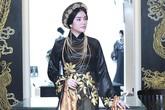 Lý Nhã Kỳ lộng lẫy với áo dài của Hoàng hậu Nam Phương