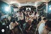 Lễ rước dâu tập thể của 50 cặp uyên ương sắp cưới tại Hà Nội