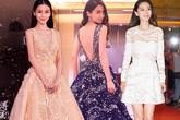 10 bộ đầm hiệu lộng lẫy của Angelababy