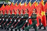 30.000 người tham gia lễ diễu binh, diễu hành mừng Quốc khánh