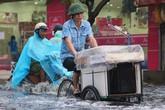Bắc Bộ bắt đầu đợt mưa kéo dài