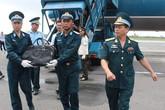 Gia đình lên tiếng về thông tin không phủ Quốc kỳ lên túi đựng di cốt phi công Su-22