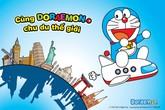 """Sân chơi hè cho bé: """"Cùng Doraemon chu du thế giới"""""""
