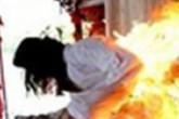 Cô gái bị trói chết cháy: Người chồng lên tiếng