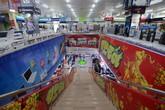 Khuyến mãi ồ ạt, siêu thị điện máy vẫn vắng khách giáp Tết