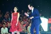 """Dương Khắc Linh """"công kích"""" Cẩm Ly trước mặt thí sinh"""