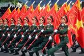6000 người diễu binh mừng ngày thống nhất