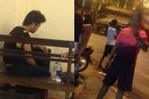 Hà Nội: Ghẹo thiếu nữ đi nhà nghỉ, 2 gã say bị 10 thanh niên đánh hội đồng