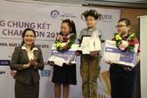 5 thí sinh xuất sắc giành Quán quân English Champion 2015