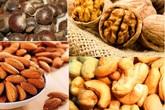 Giảm cân nhanh và an toàn: 5 loại hạt cực tốt nên ăn nhiều để giữ dáng