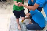 Trẻ có cần phải giẫm thủy tinh?